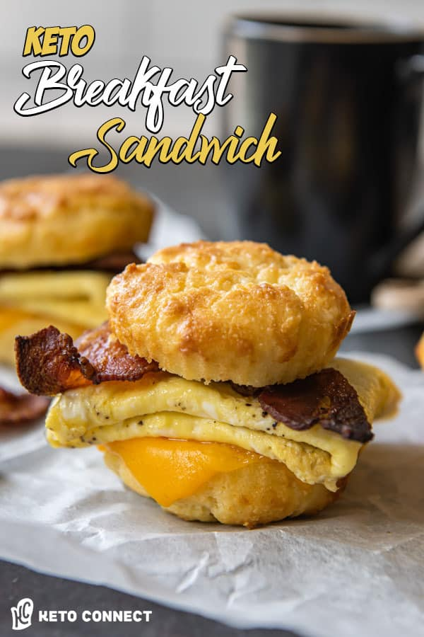 bacon egg breakfast sandwich