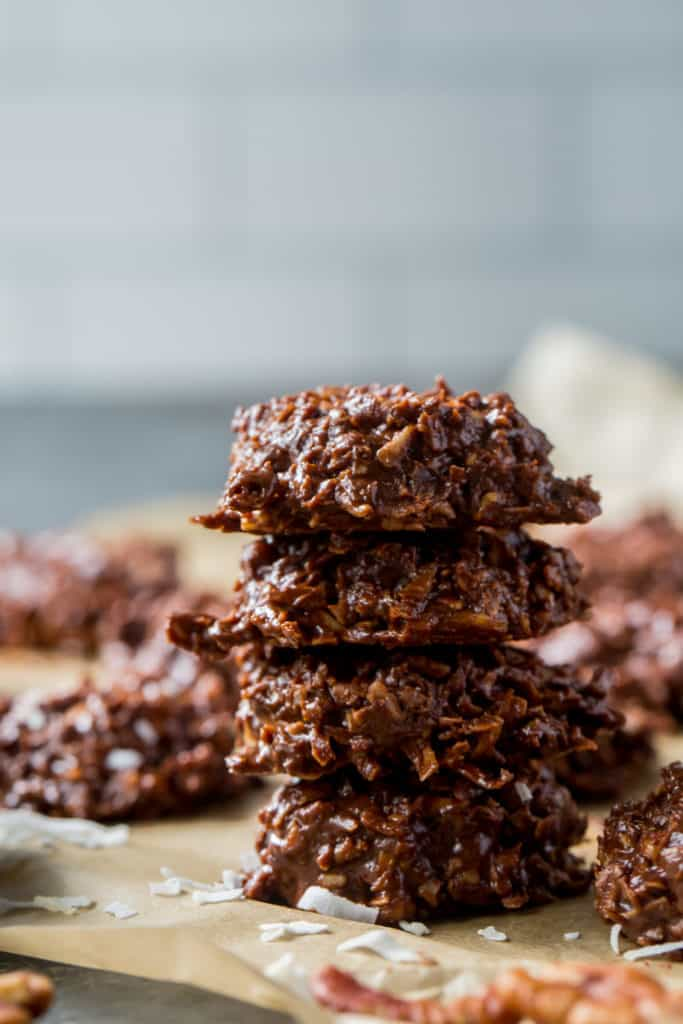 Easy Keto No Bake Cookies Ketoconnect