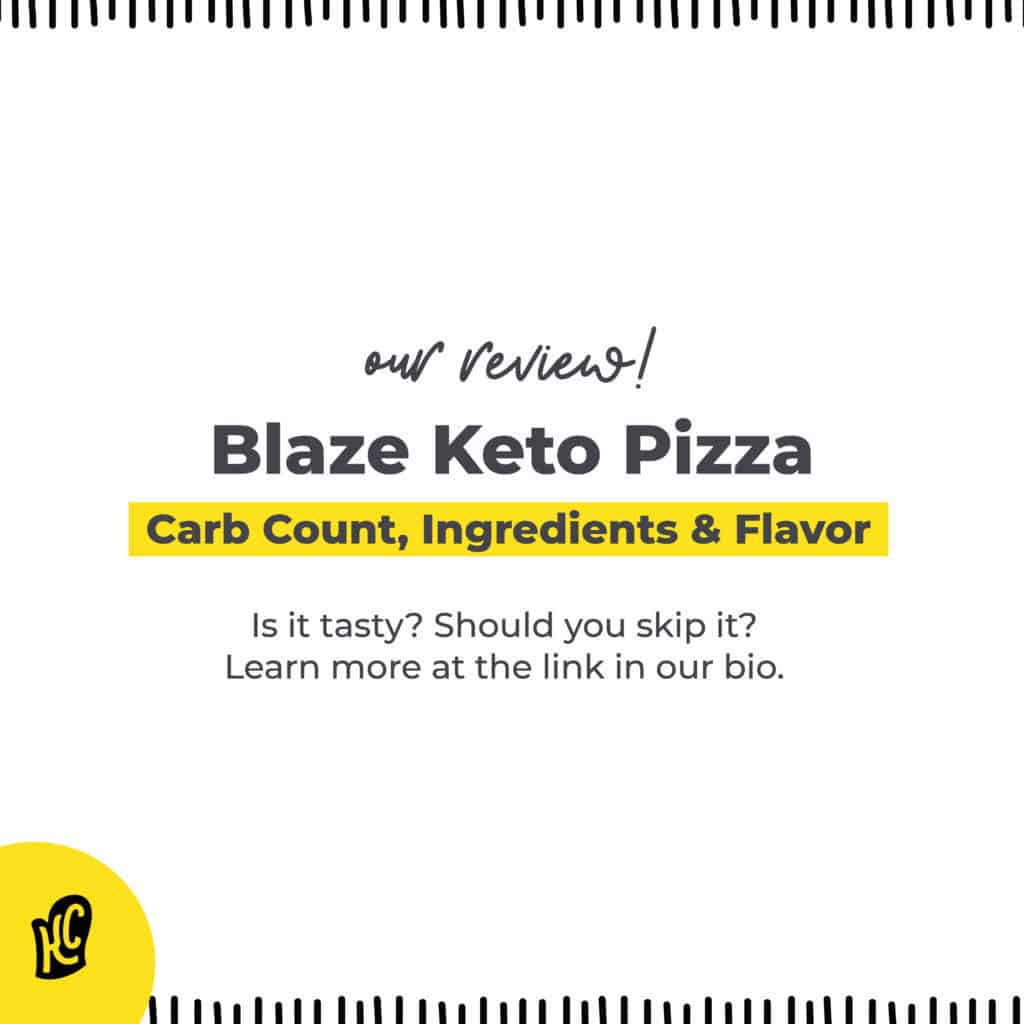 learn how to order keto friendly pizza at blaze pizza