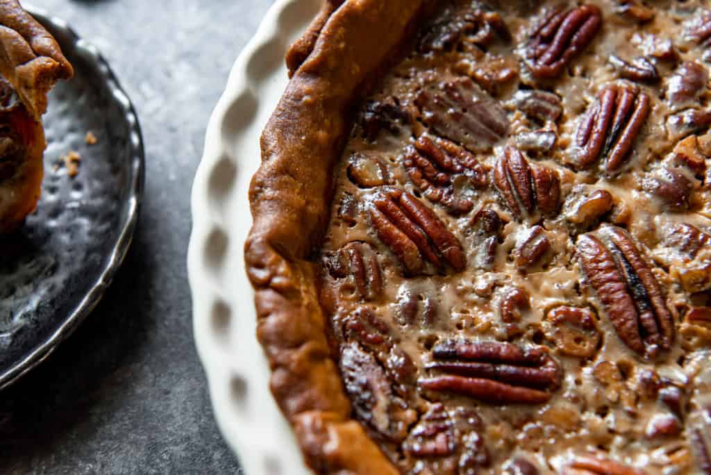 november holidays are perfect for pecan pie
