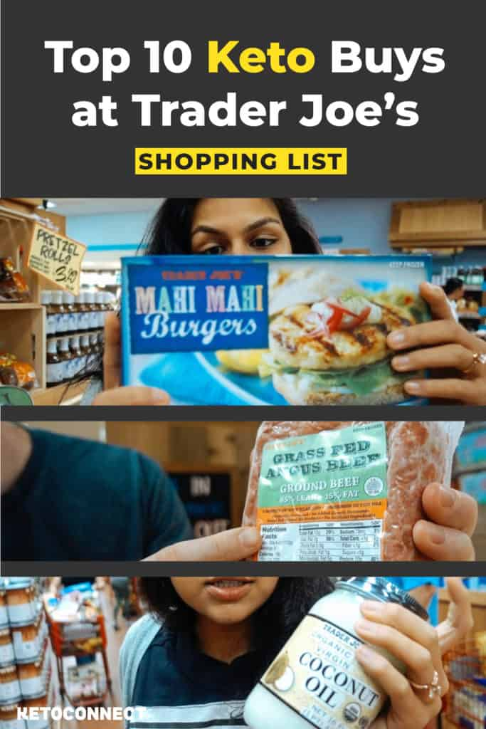 The best keto items from Trader Joe's