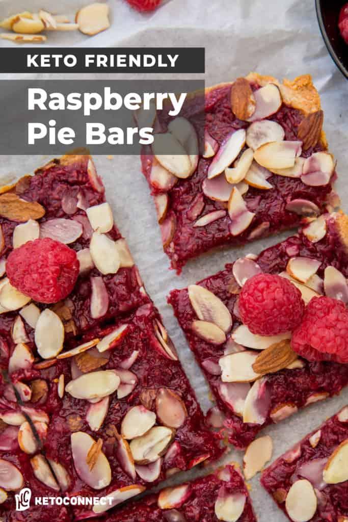raspberry pie bars