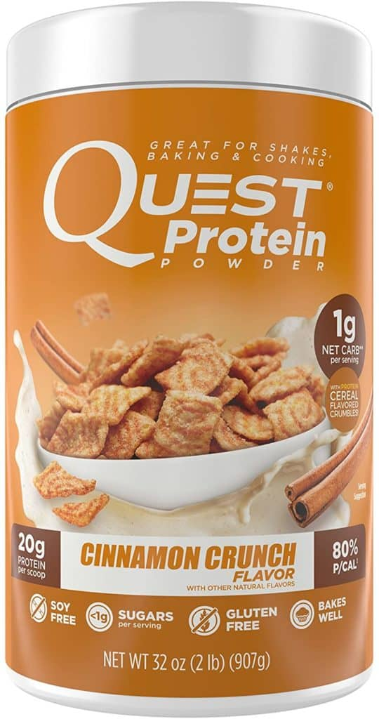 Quest Keto Protein Powder