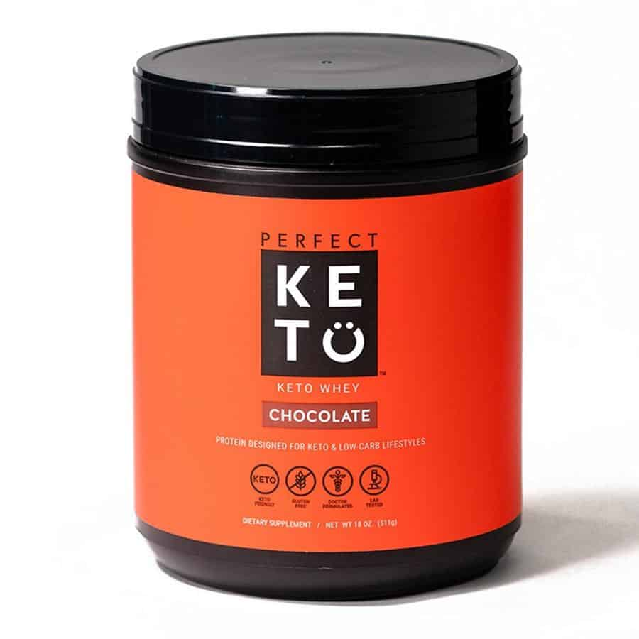 Perfect Keto Keto Protein Powder
