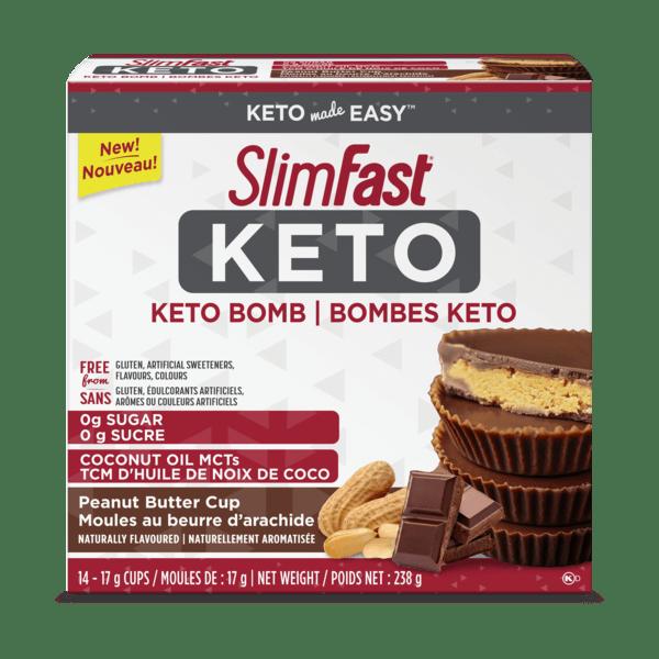 Slim Fast keto bombs