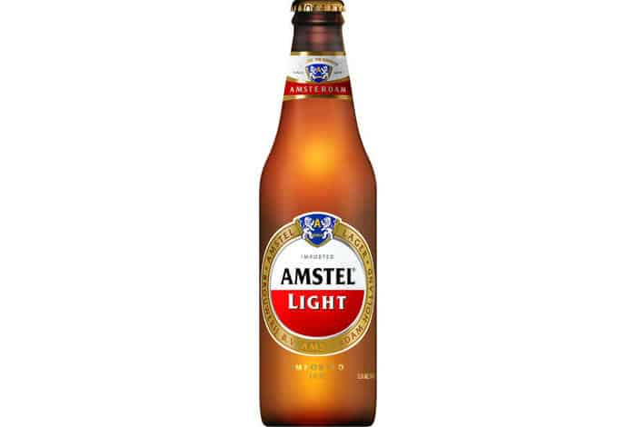 amstel light low carb beer