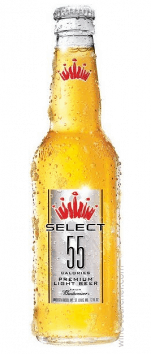 low carb beer budweiser select 55