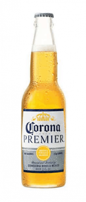 corona premier low carb beer