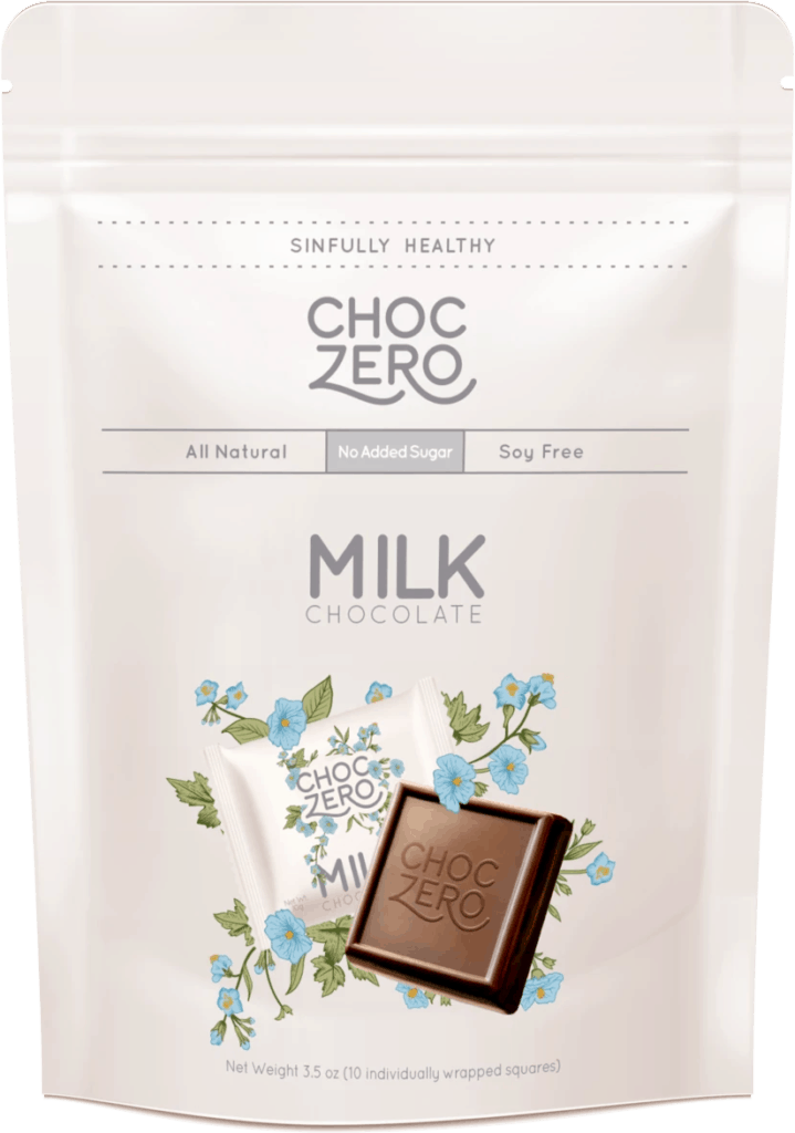 Choc Zero Milk Chocolate