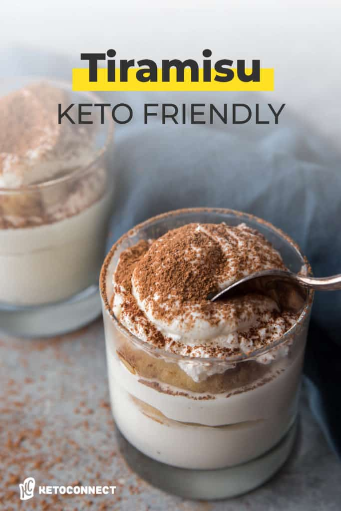 tiramisu that is keto friendly