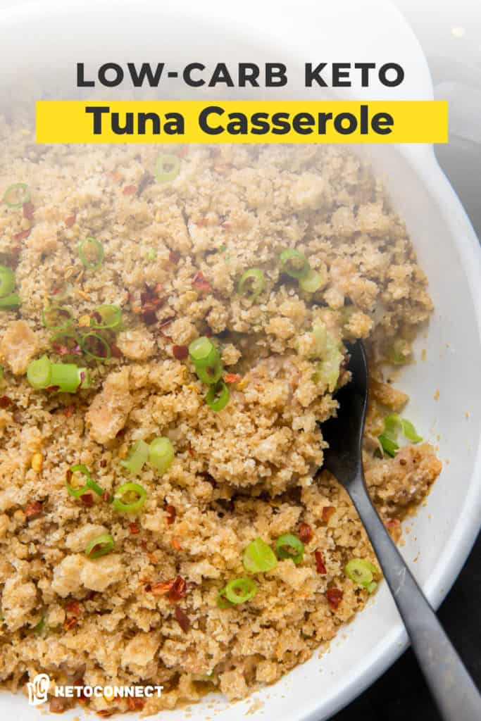 Tuna Casserole Pin