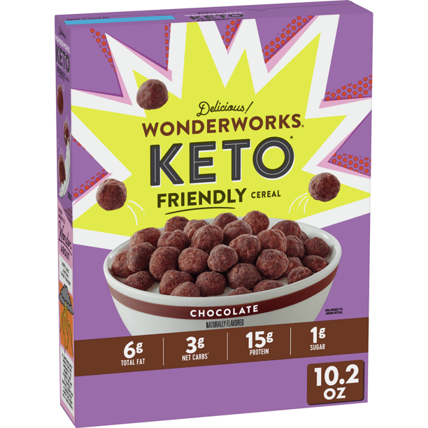 Chocolate Wonderworks Cereal