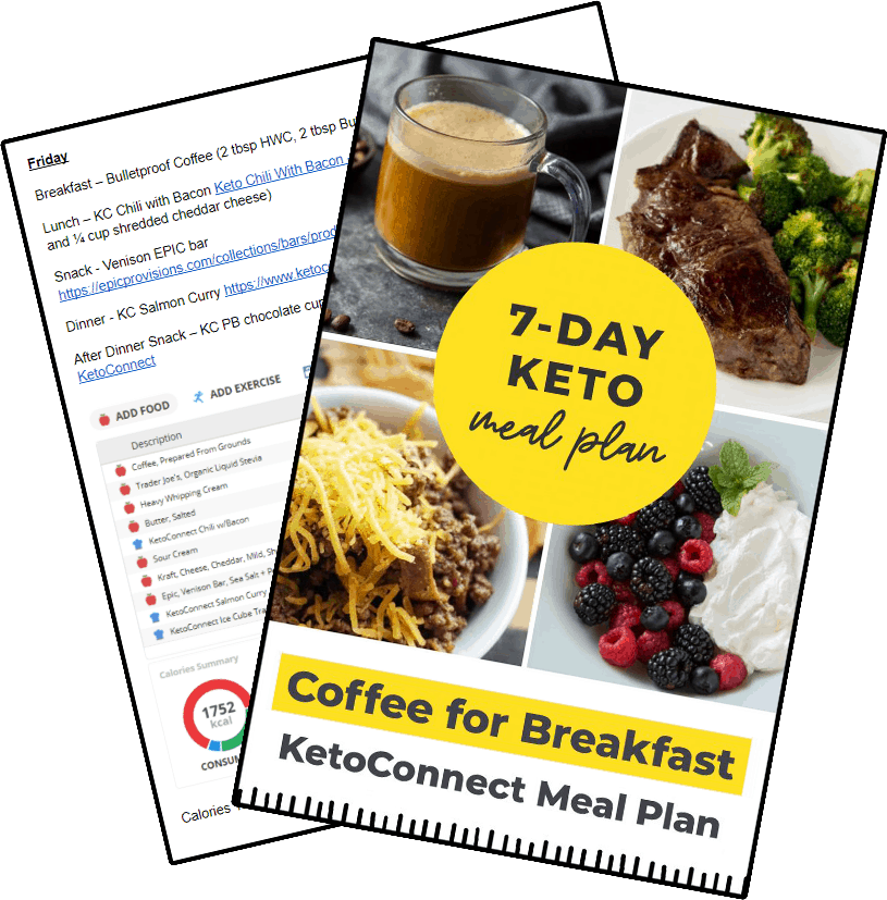 coffee for breakfast meal plan download