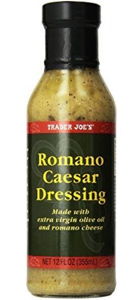 Trader Joe's Romano Caesar Dressing