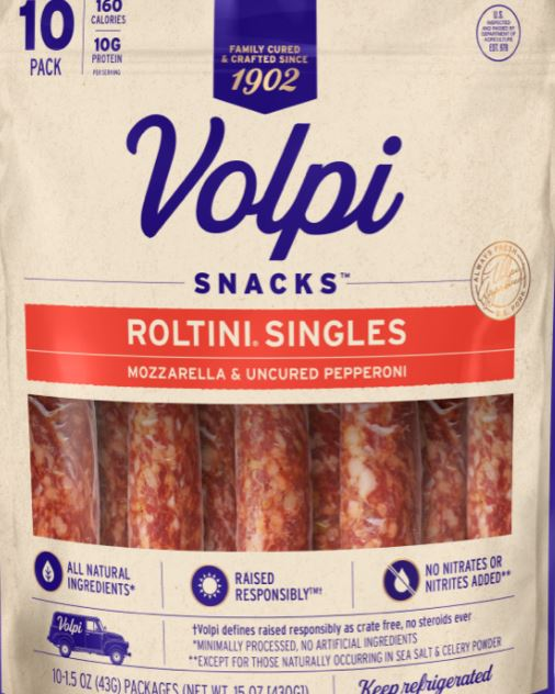 Volpi Roltini Singles