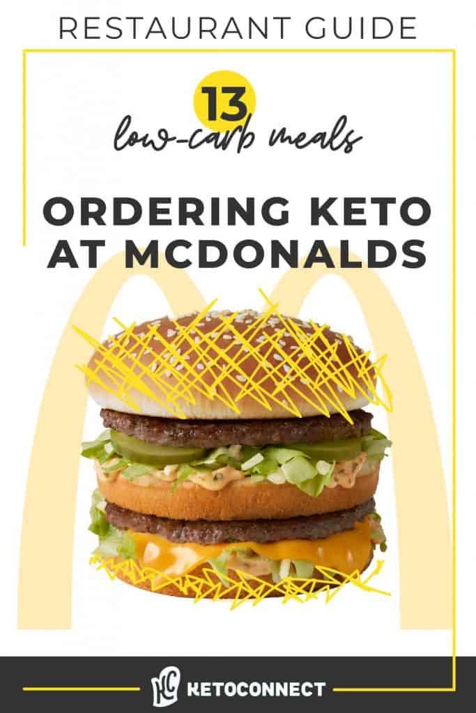 13 keto friendly meals you can order at mcdonalds