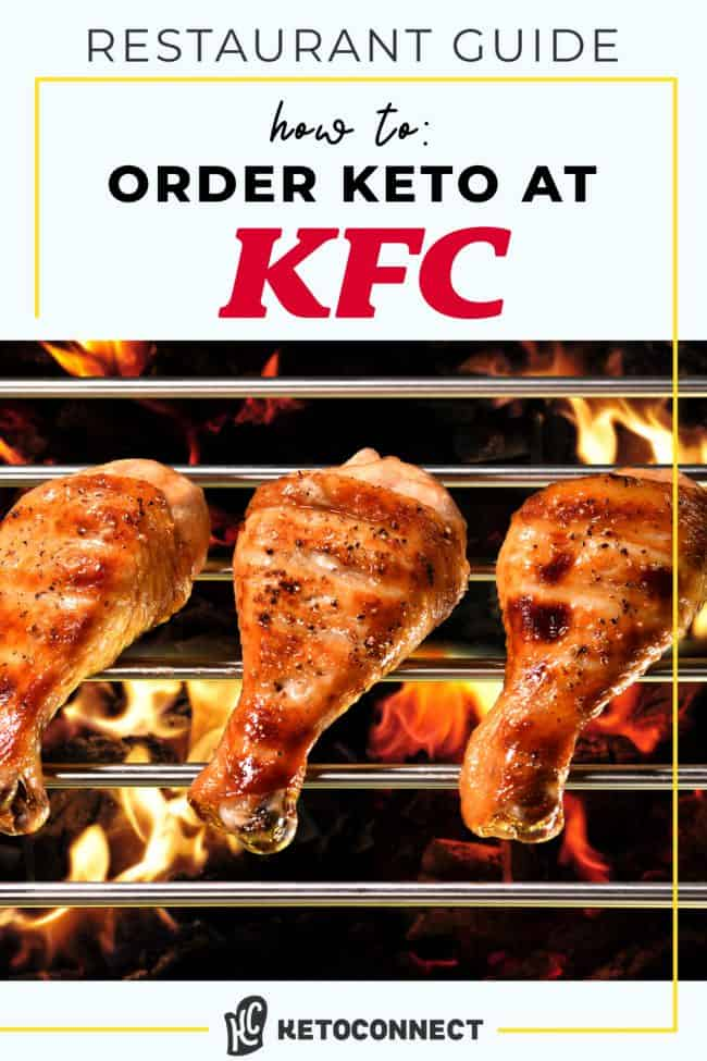 what to order at kentucky fried chicken for keto