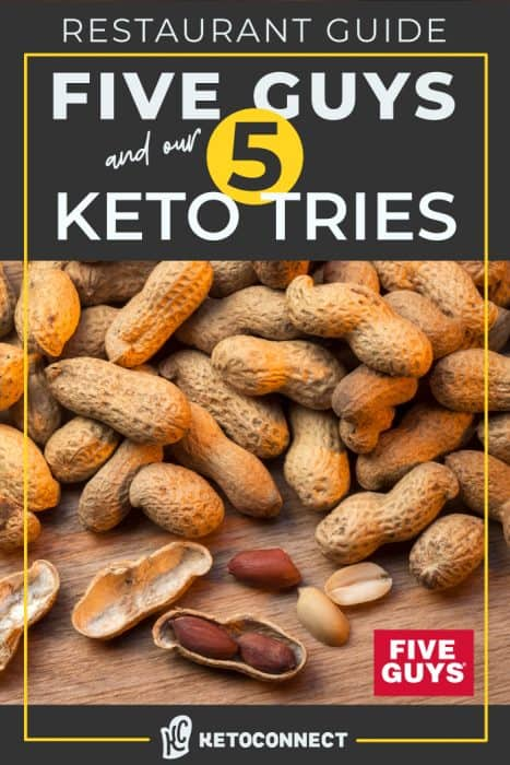 Five Guys Keto Ordering Guide