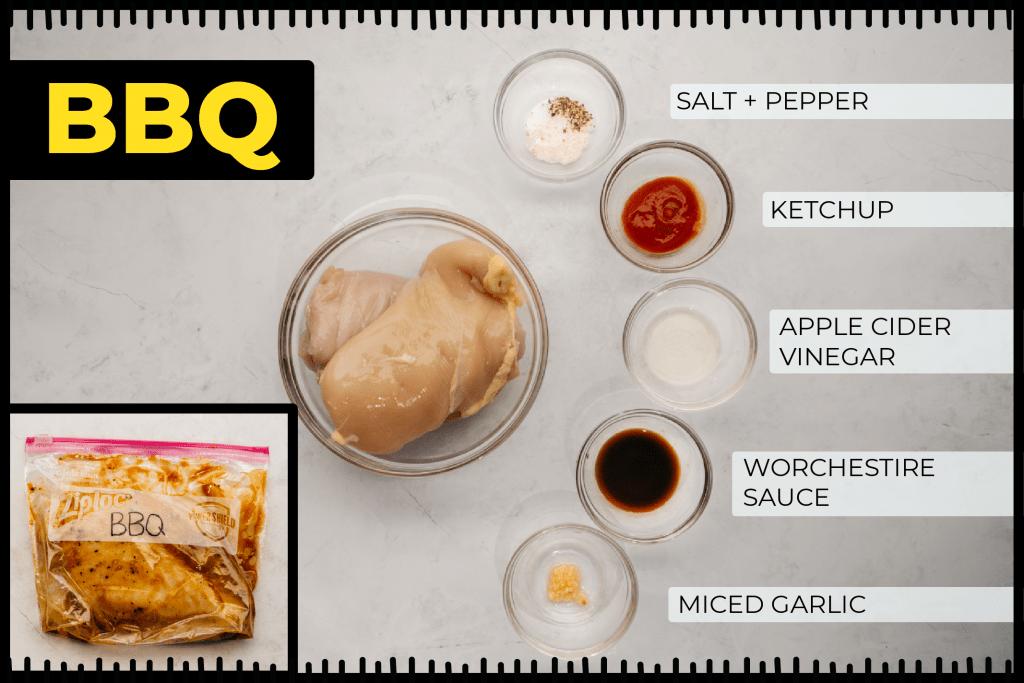 keto bbq chicken marinade ingredients