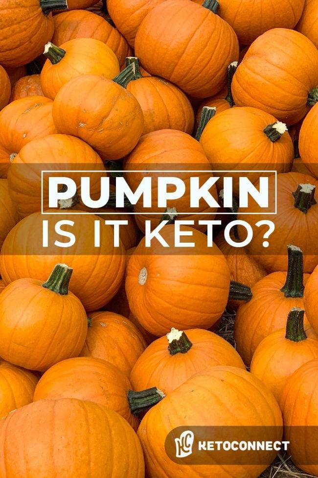 is pumpkin keto friendly