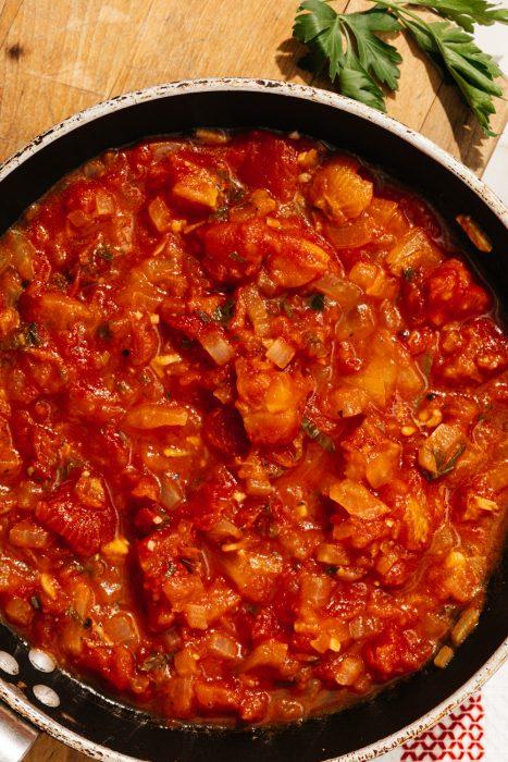 Keto Spaghetti Sauce Recipe